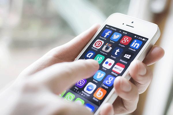 iPhoneアプリを移動する方法